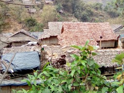 28 1 of the Thatched Roofs have a Black Satellite Dish - Source of Info is Important 20180402@095011.jpg