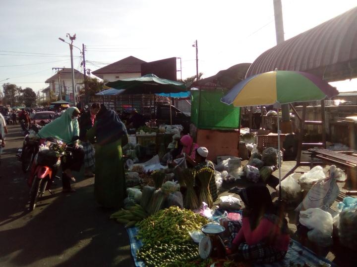 Fresh Vegetables @ Tak Bai 20180428@084713