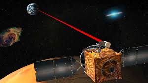 Space lasers