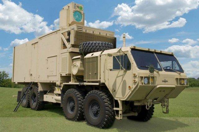 Army-HEL-High-Energy-Laser-truck