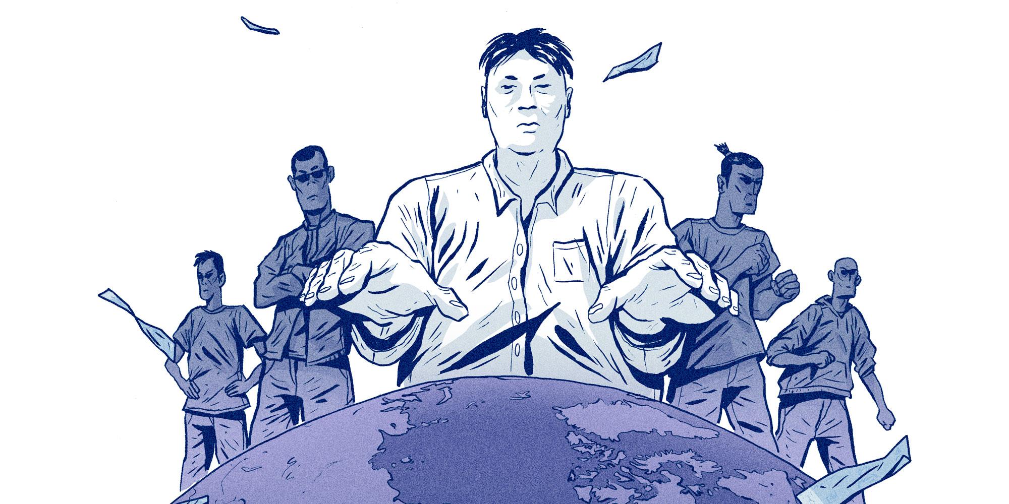 Asia's El Chapo
